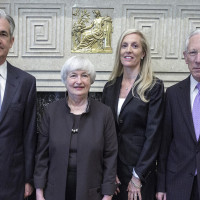 Federal Reserve, Breaking the Law, the Fed, IOR, interest on reserves, Janet Yellen, Board of Governors, Lael Brainard, Stanley Fischer, Jerome Powell, IOR, Board of Governors, fed funds rate, ffr, Janet Yellen, Hensarling, Huizenga