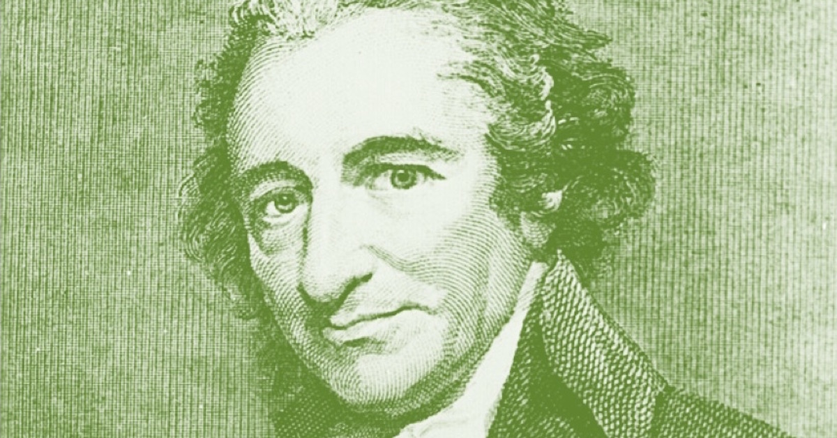 Bank of North America, classical liberalism, paper money, specie, Thomas Paine
