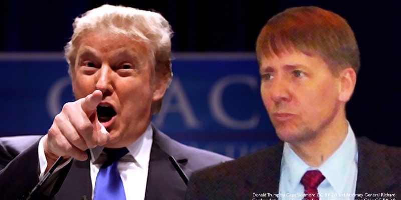 Richard Cordray, Donald Trump, CFPB, D.C. Circuit, Supreme Court